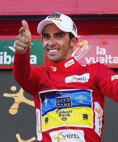 Contador volvió a disparar