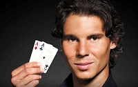 Rafa Nadal y el póker