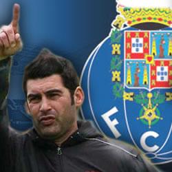 Paulo Fonseca, entrenador del Porto