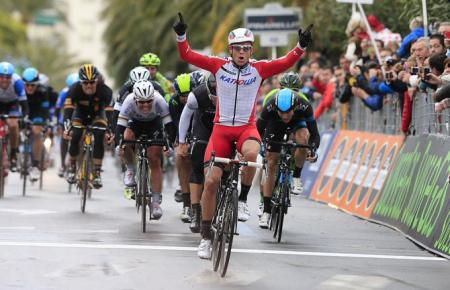 Alexander Kristoff se impuso en la Milán - San Remo