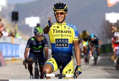 Contador dispara en Cittareale