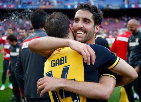 Gabi y Raúl García han sido muy importantes