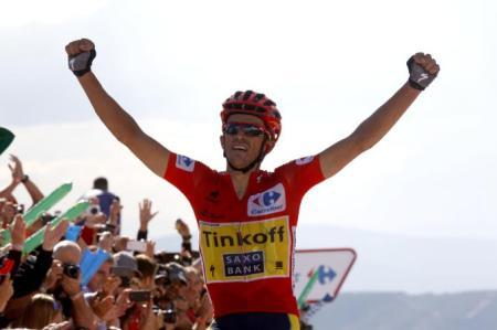 Contador sentencia la Vuelta en Ancares