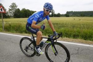 Giovanni Visconti, mejor escalador del Giro 2015