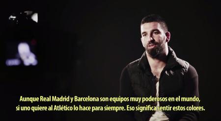 Arda Turan en el documental del título de Liga de 2014