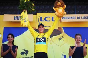 Froome, nuevo líder del Tour