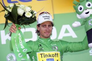 Sagan se viste de verde