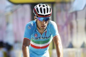Nibali perdió 10 segundos con el resto de favoritos