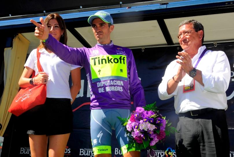 Contador gana la Vuelta a Burgos 2016