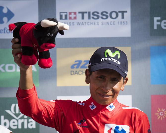 Quintana, nuevo maillot rojo