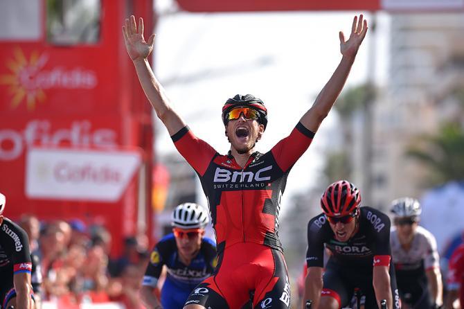Drucker se lleva el sprint de Peñíscola